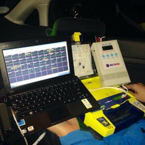 AED controle Westerhaar